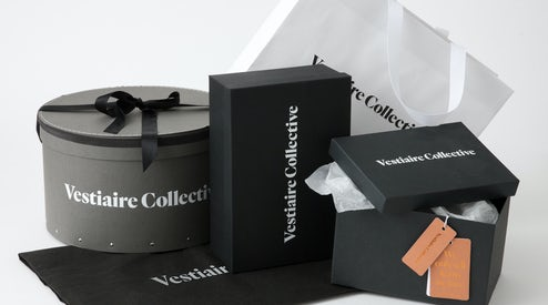 New packaging as part of Vestiaire Collective s rebrand  5b66579c5c6