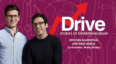 Drive Episode 5: Warby Parker Founders on Forging Their Own Path