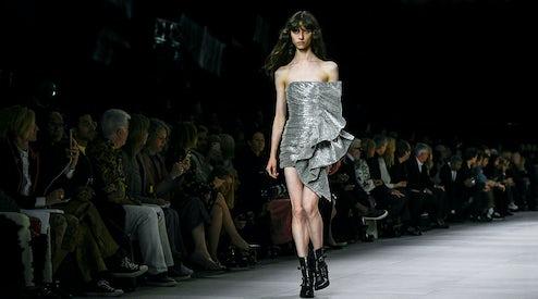 e5d2caa7bd8 Hedi Slimane s debut collection for Celine