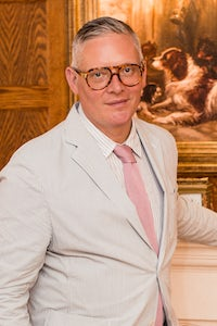 Giles Deacon | Source: Courtesy