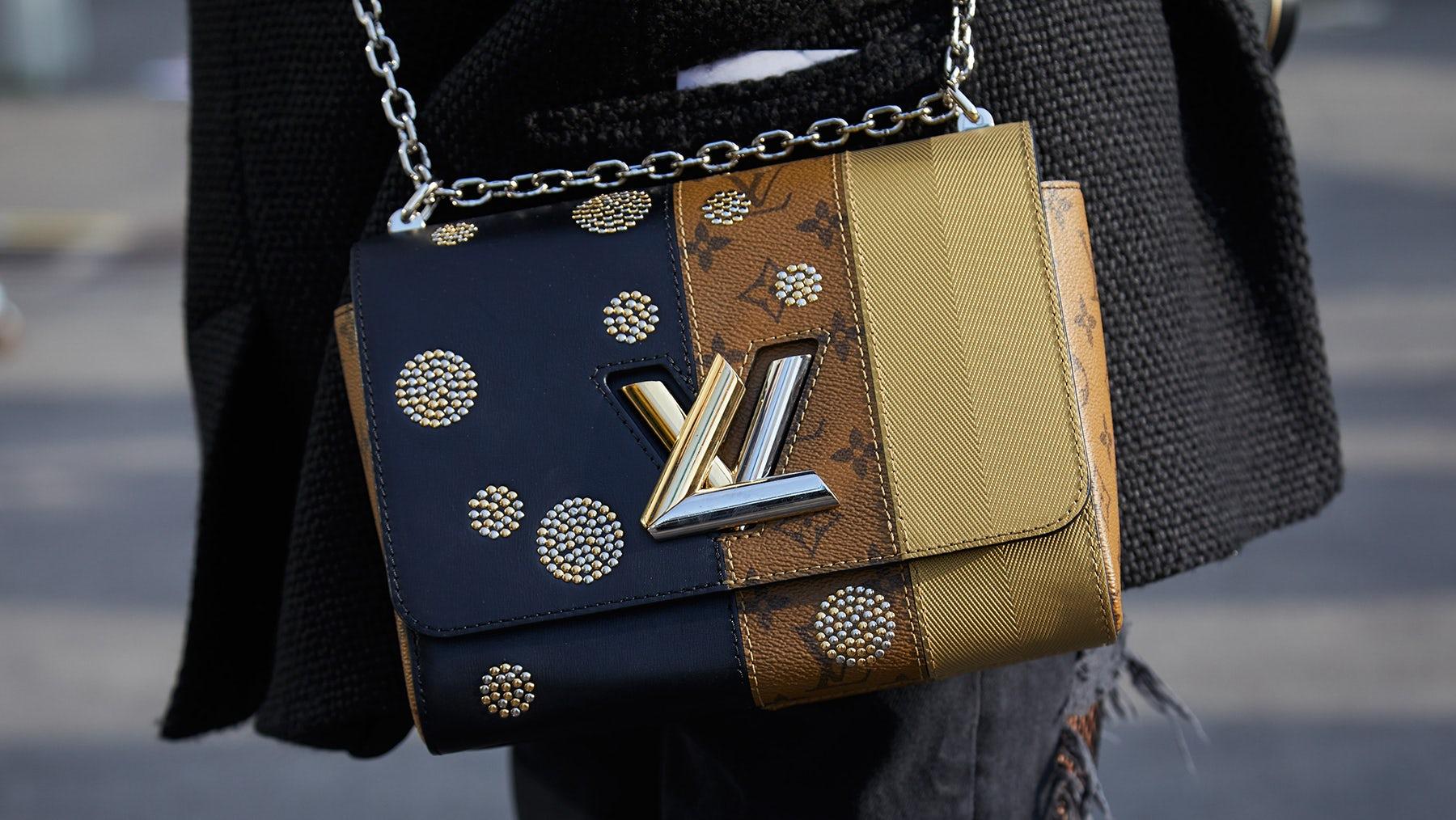 Louis Vuitton handbag | Source: Shutterstock