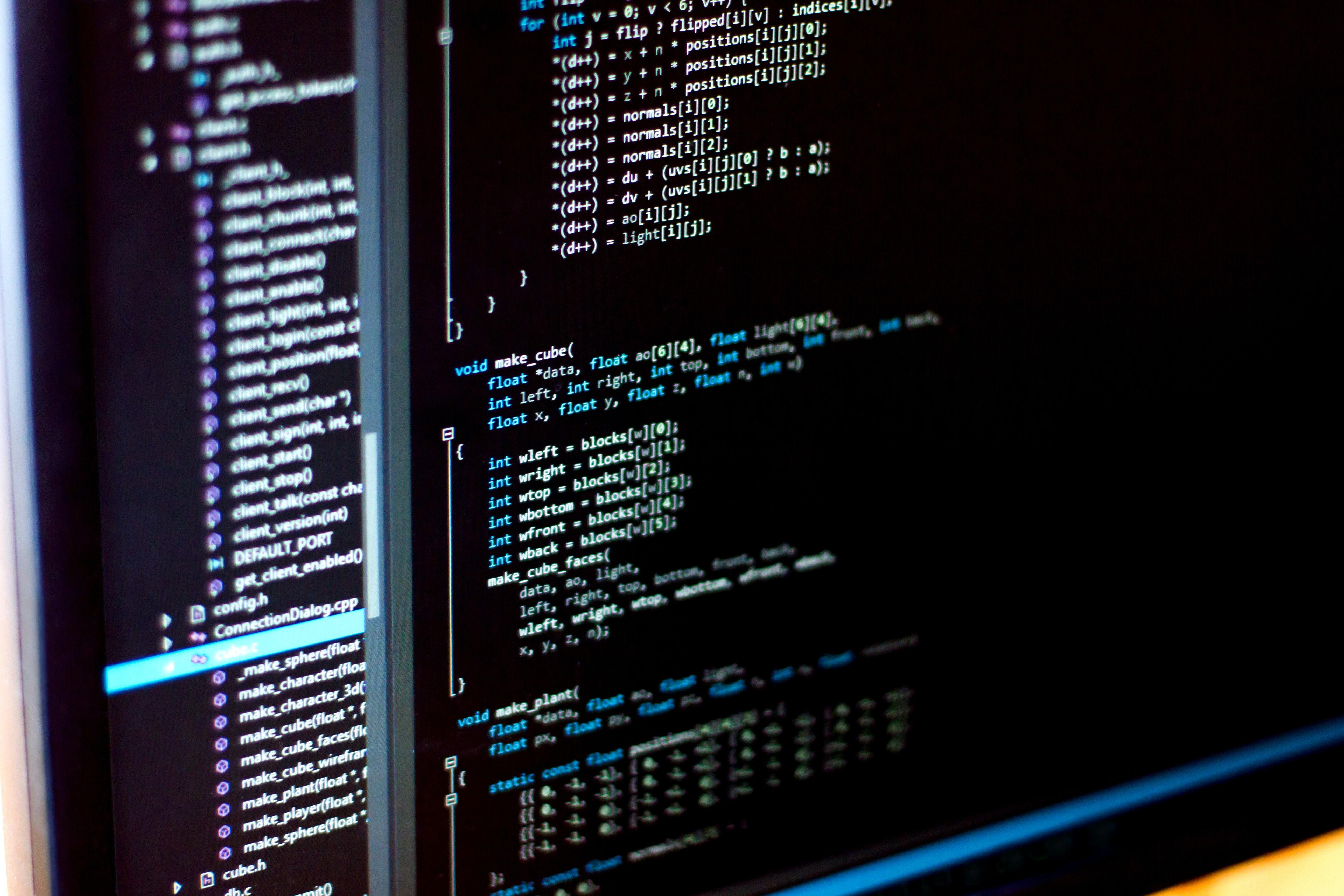 Open-source coding | Source: Shutterstock