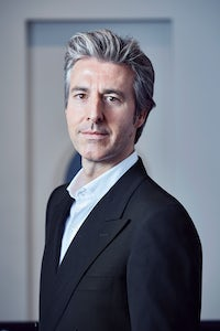 Xavier Rougeaux, Smythson's chief executive | Source: Courtesy