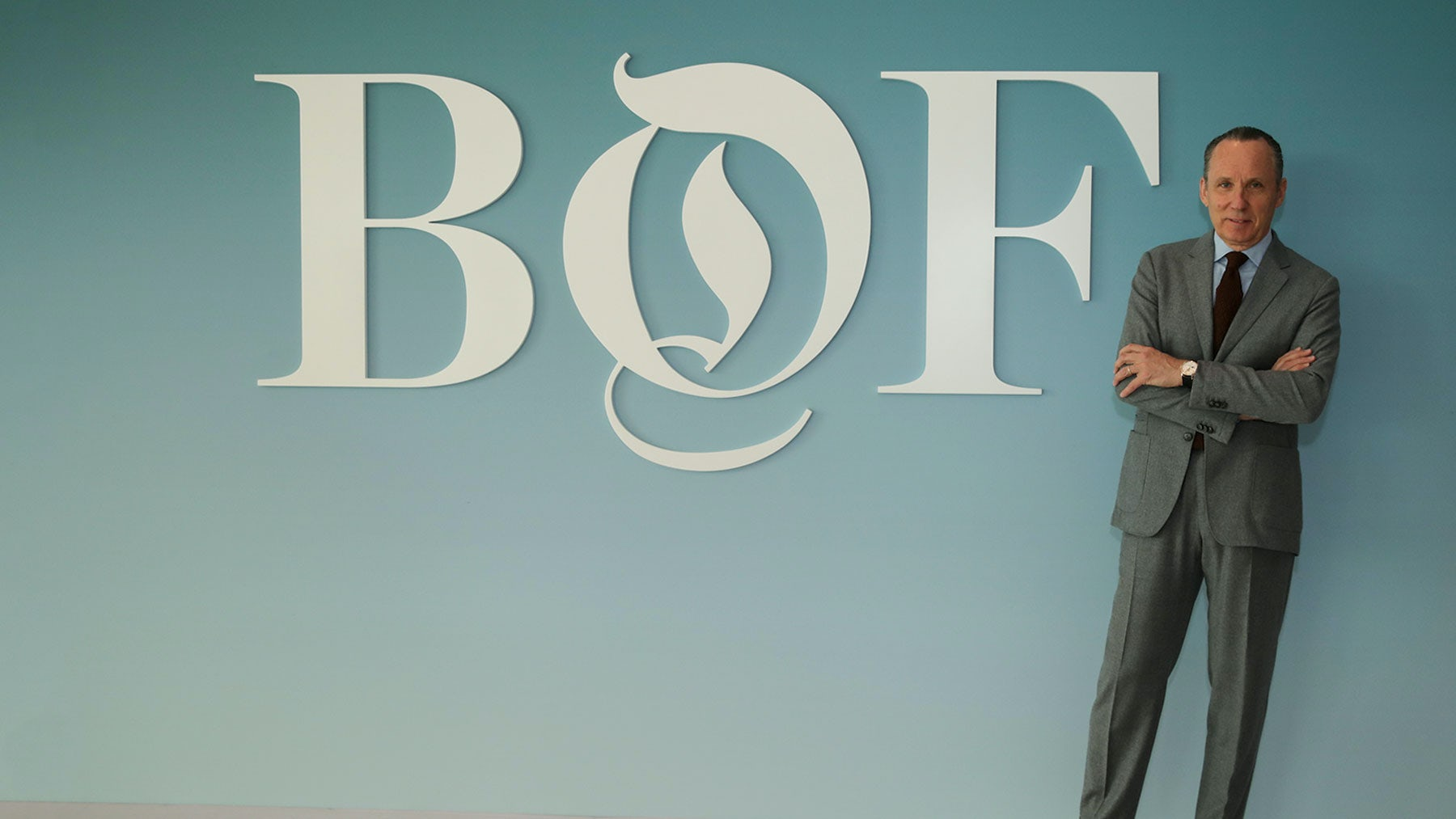 Ermenegildo Zegna attends the BoF China Summit during Shanghai Fashion Week | Source: Getty