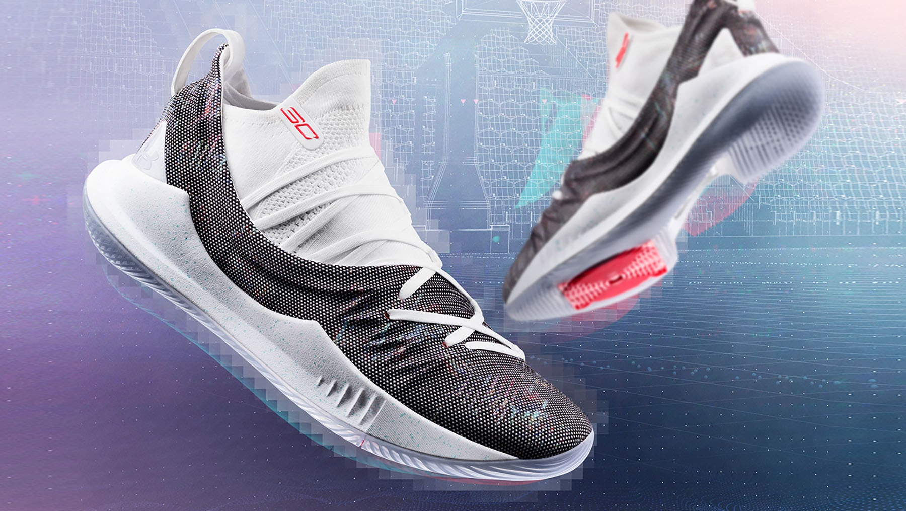 Under Armour's Curry 5 shoe   Source: Courtesy