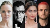 Stella McCartney, Alber Elbaz, Sonam K Ahuja and Christopher Wylie | Source: Courtesy