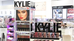 A Kylie Cosmetics display inside an Ulta Beauty store | Source: @ultabeauty via Instagram
