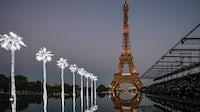 Saint Laurent SS19 show in Paris | Source: InDigital