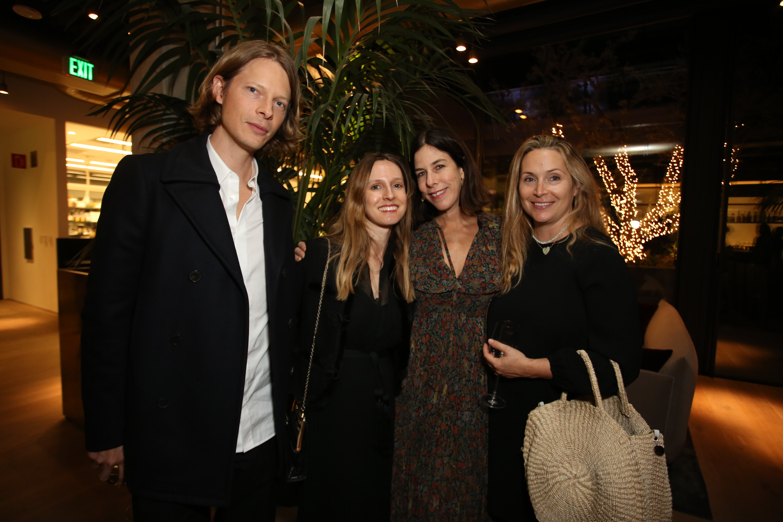 Justin Kern, Danielle Sherman, Irene Neuwirth, Elizabeth Dowling Kaupas | Source: Getty Images