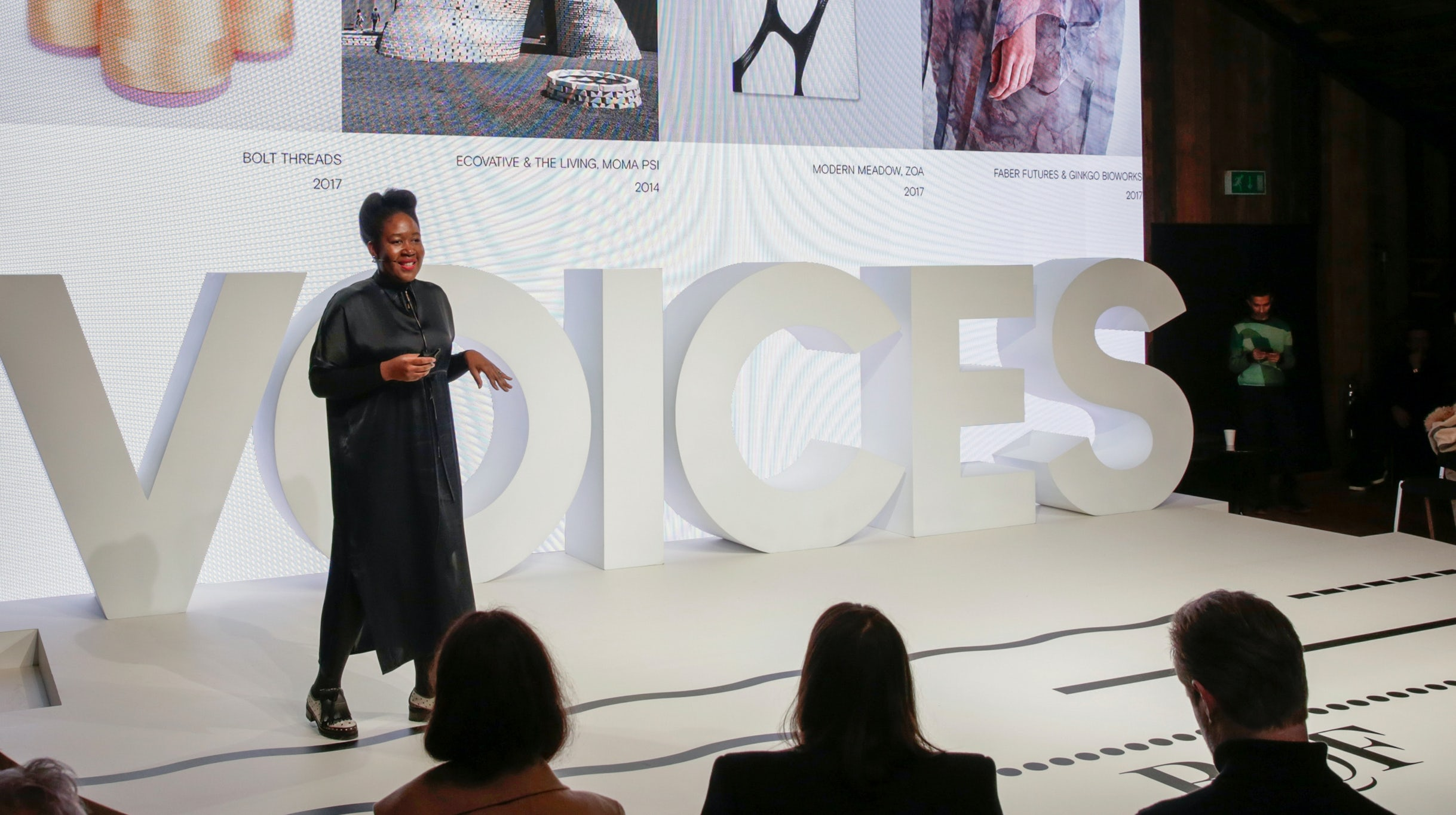 Natsai Audrey Chieza | Source: Getty Images for The Business of Fashion