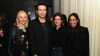 Linda Wells, David Neville, Gucci Westman and Jane Hertzmark Hudis | Source: Getty Images