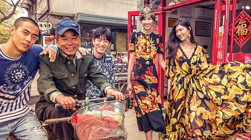 eac53c655ed48 Dolce   Gabbana  Cultural Stupidity Can Be Costly   BoF Professional ...