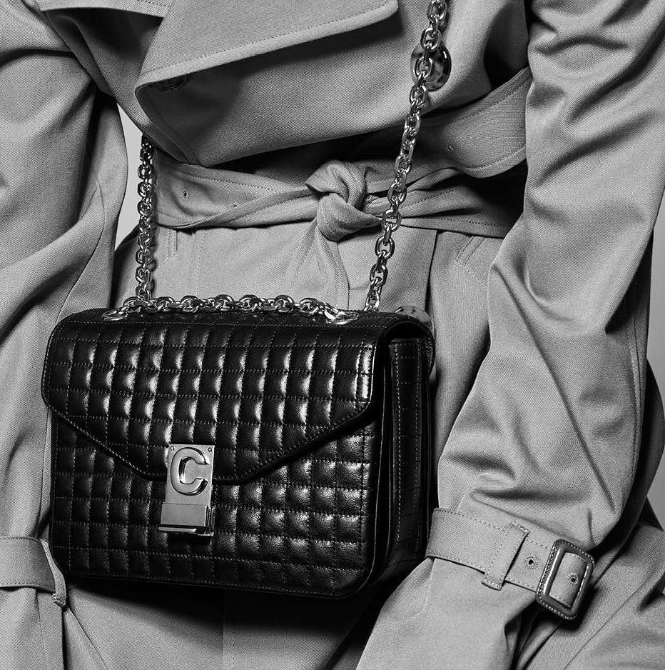 Celine 'C' bag | Photo: Courtesy