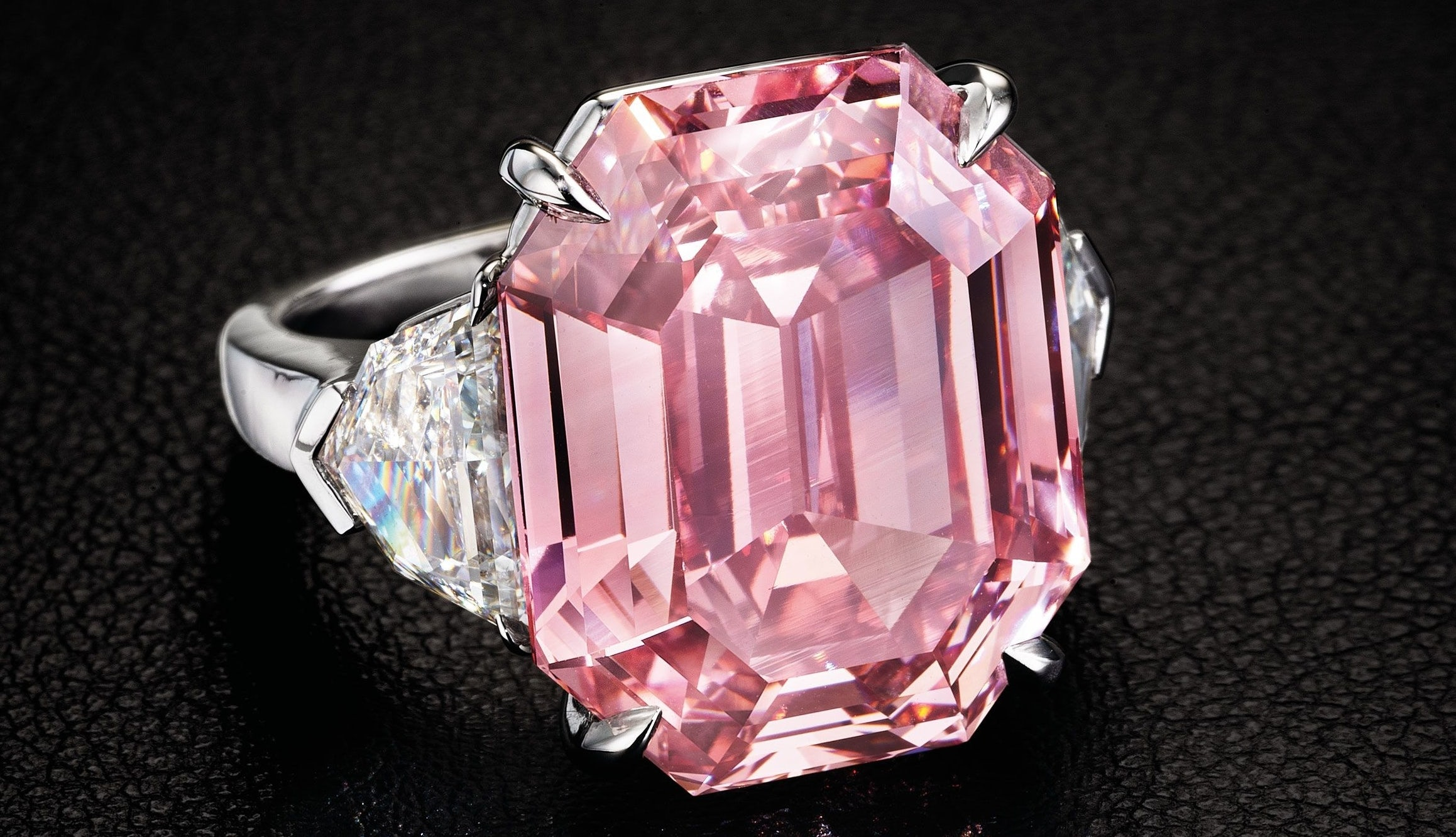 Pink Legacy Diamond | Source: Sotheby's