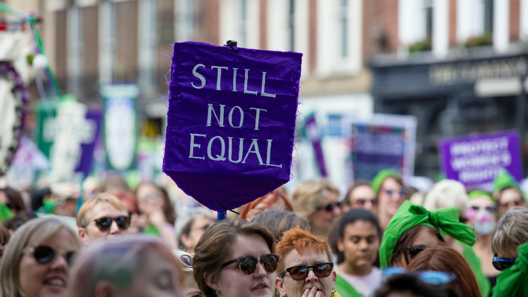 Women's March 2018 | Source: Shutterstock