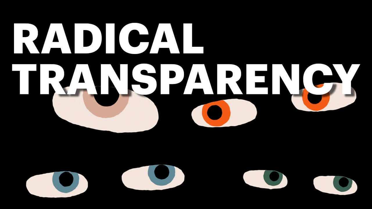 The Year Ahead: The Case for Radical Transparency