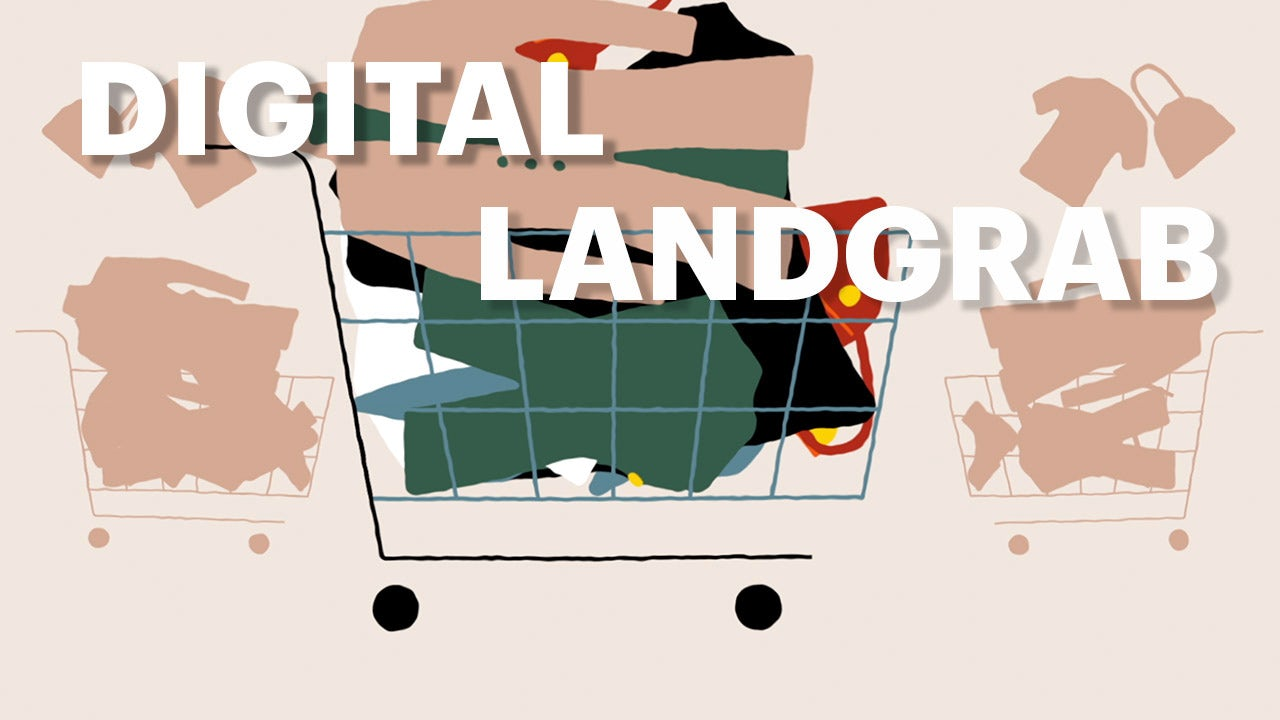 Article cover of The Year Ahead: The Digital Landgrab