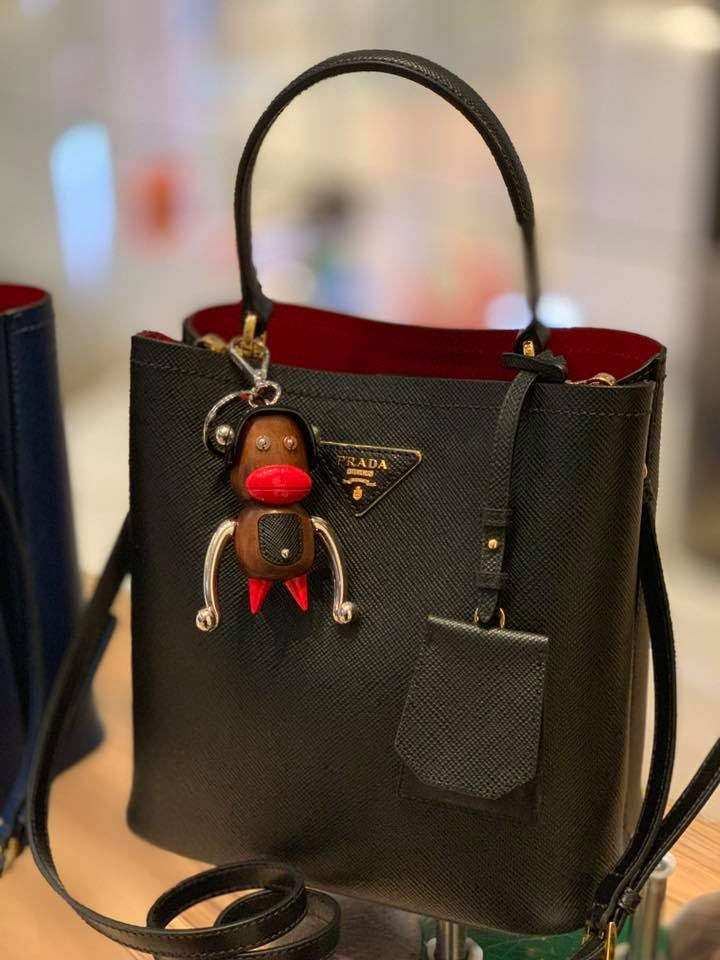 Prada Will Stop Selling $550 Monkey Figure Decried as Racist