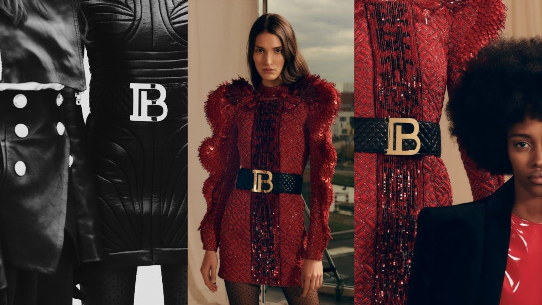 At Balmain, Does a New Logo Signal New Opportunity?