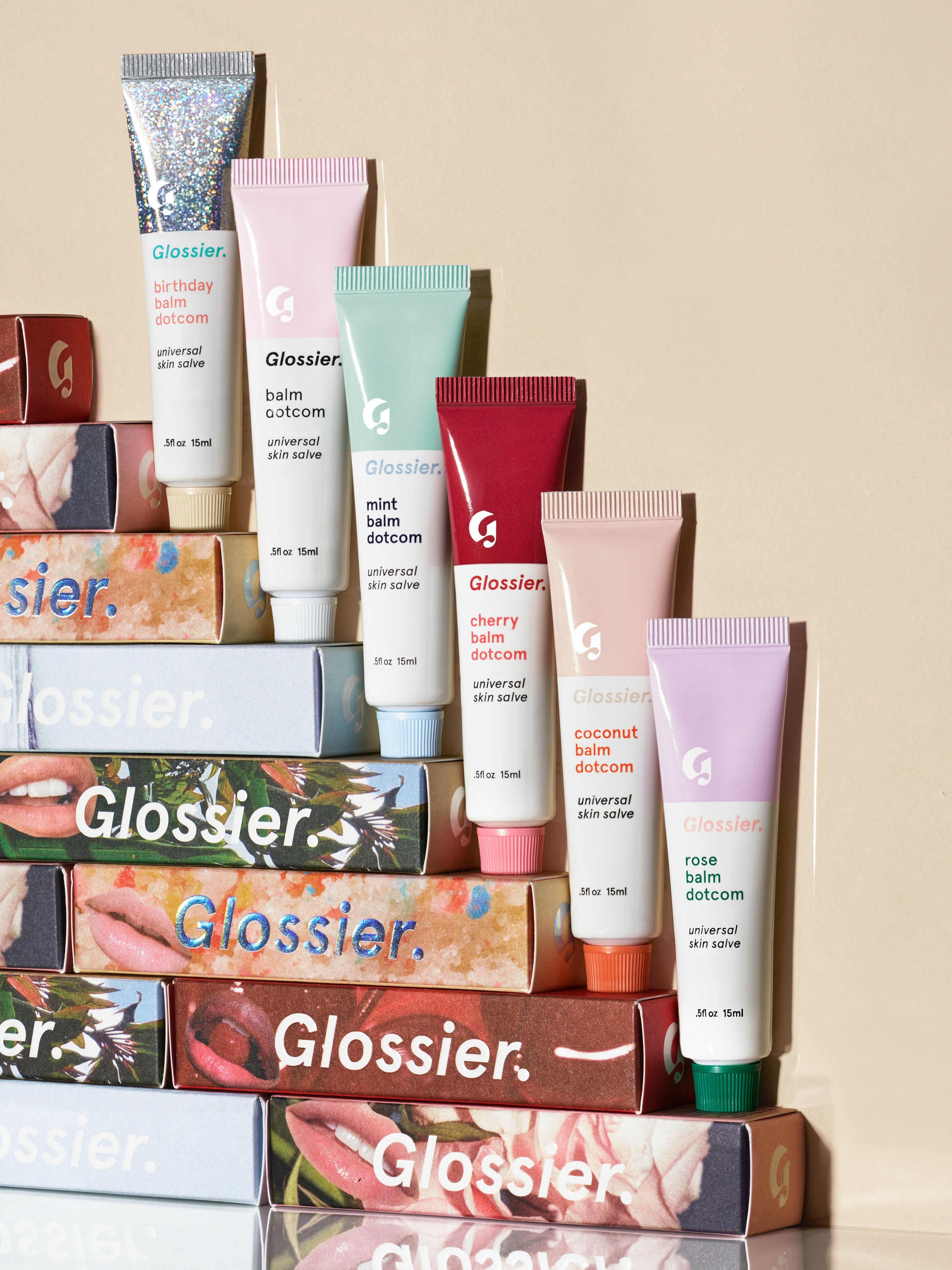 Glossier's Dotcom Balm | Source: Courtesy