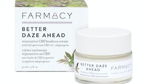 Farmacy Better Daze Ahead Restorative CBD Kushion Cream | Source: Courtesy