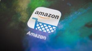 Amazon app   Photo: Jaap Arriens/NurPhoto via Getty Images