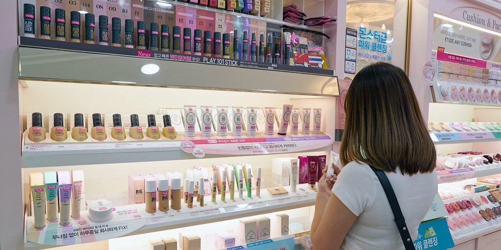 Why International Beauty Brands Are Piling Into South Korea The