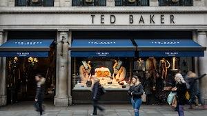 Ted Baker on Regent Street | Source: Getty Images