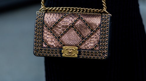 b1cd86a7931 The Other Reason for Chanel's Exotic Skins Ban | News & Analysis | BoF