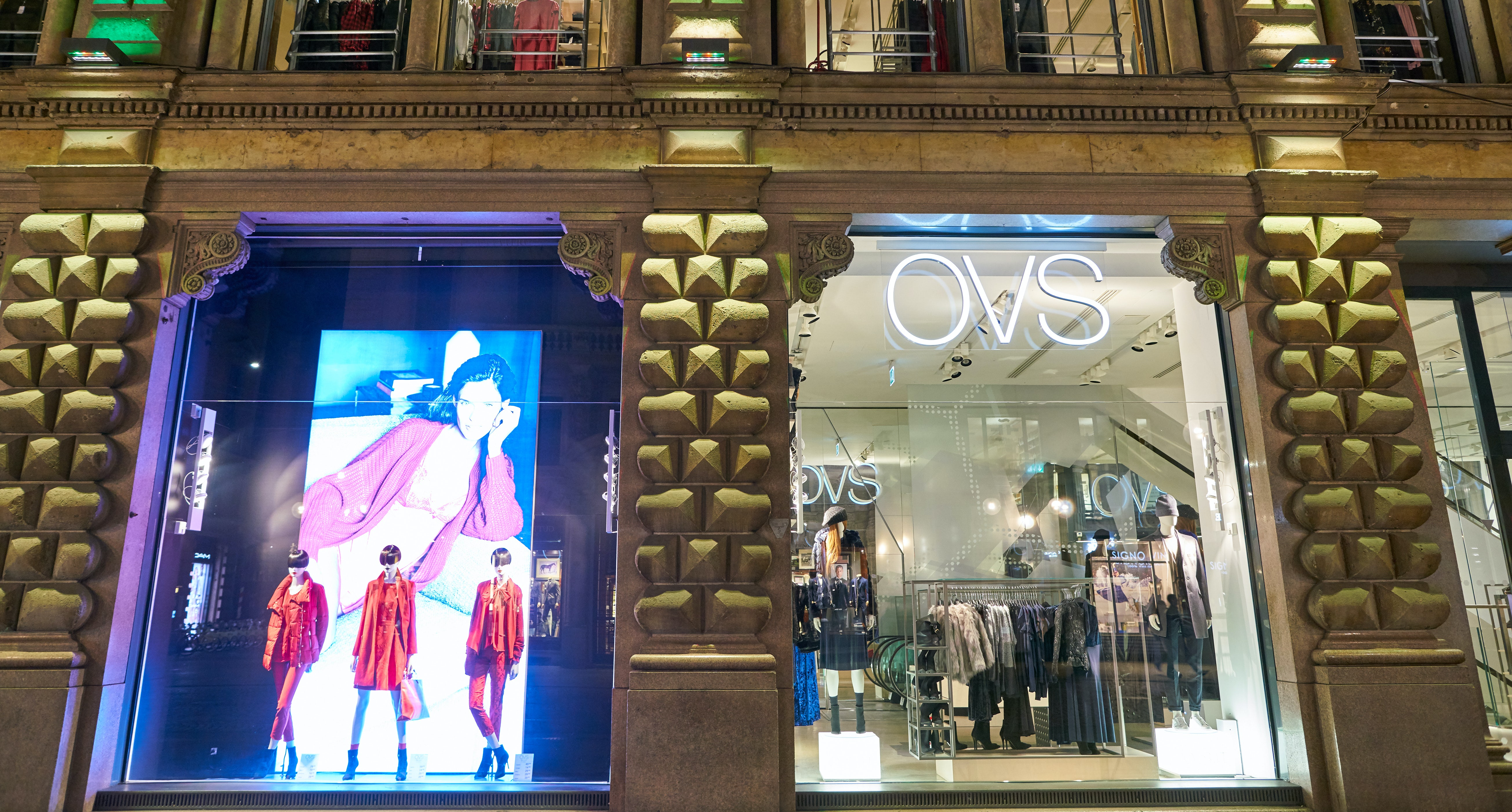 OVS store in Milan, Italy | Source: Shutterstock
