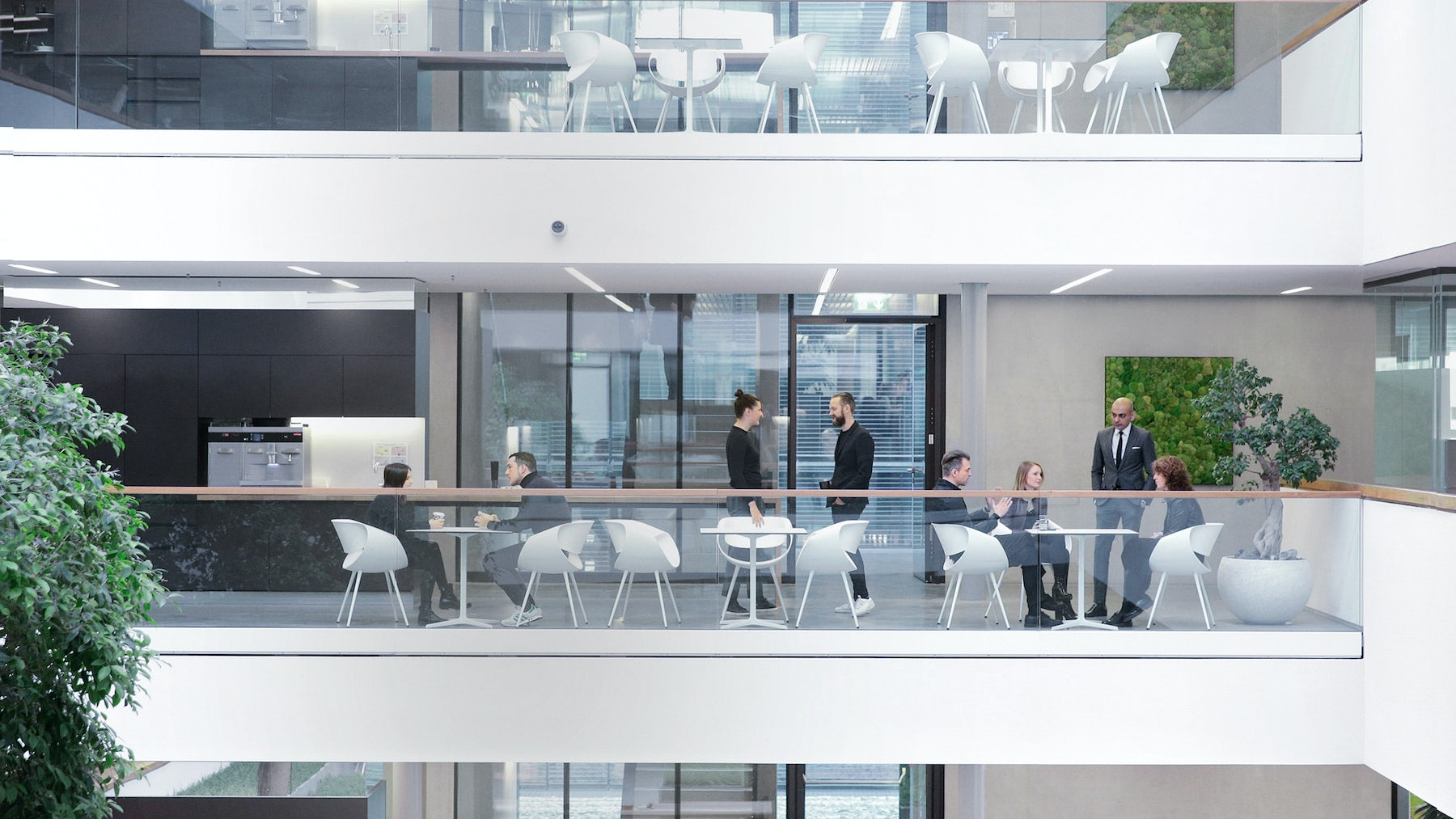 Hugo Boss offices | Source: Courtesy
