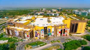 Mall in New Delhi
