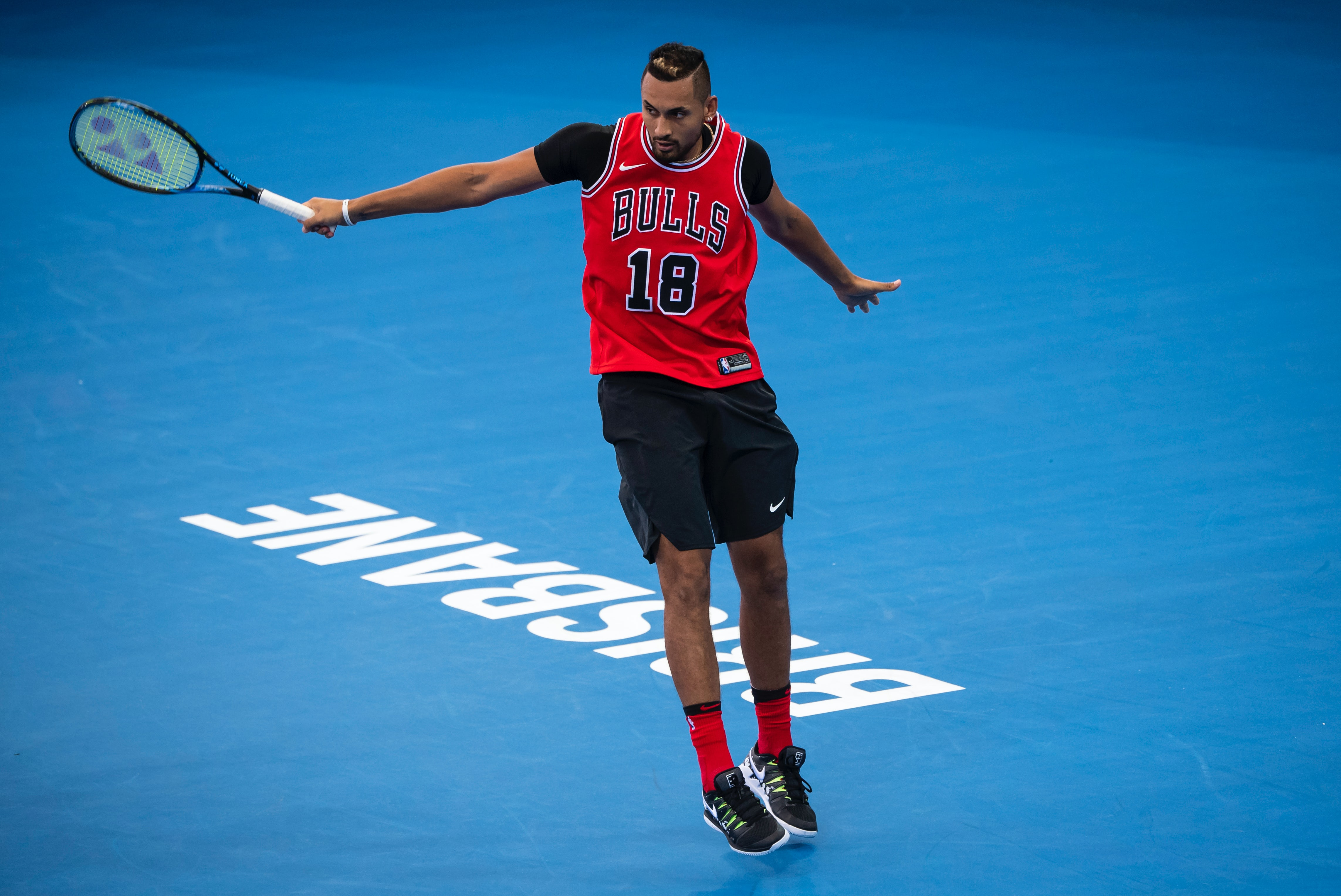 Nick Kyrgios | Source: Getty Images