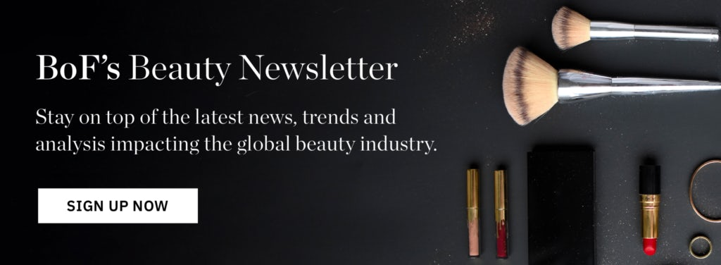 BoF's Beauty Newsletter — Stay on top of the latest news, trends and analysis impacting the global beauty industry.