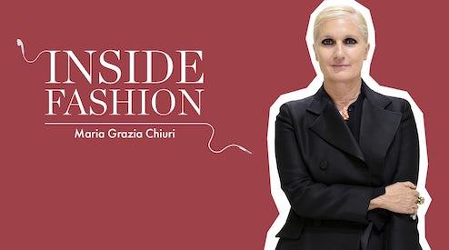 3cebf9563ea0 The BoF Podcast  Dior s Maria Grazia Chiuri on Female Power ...