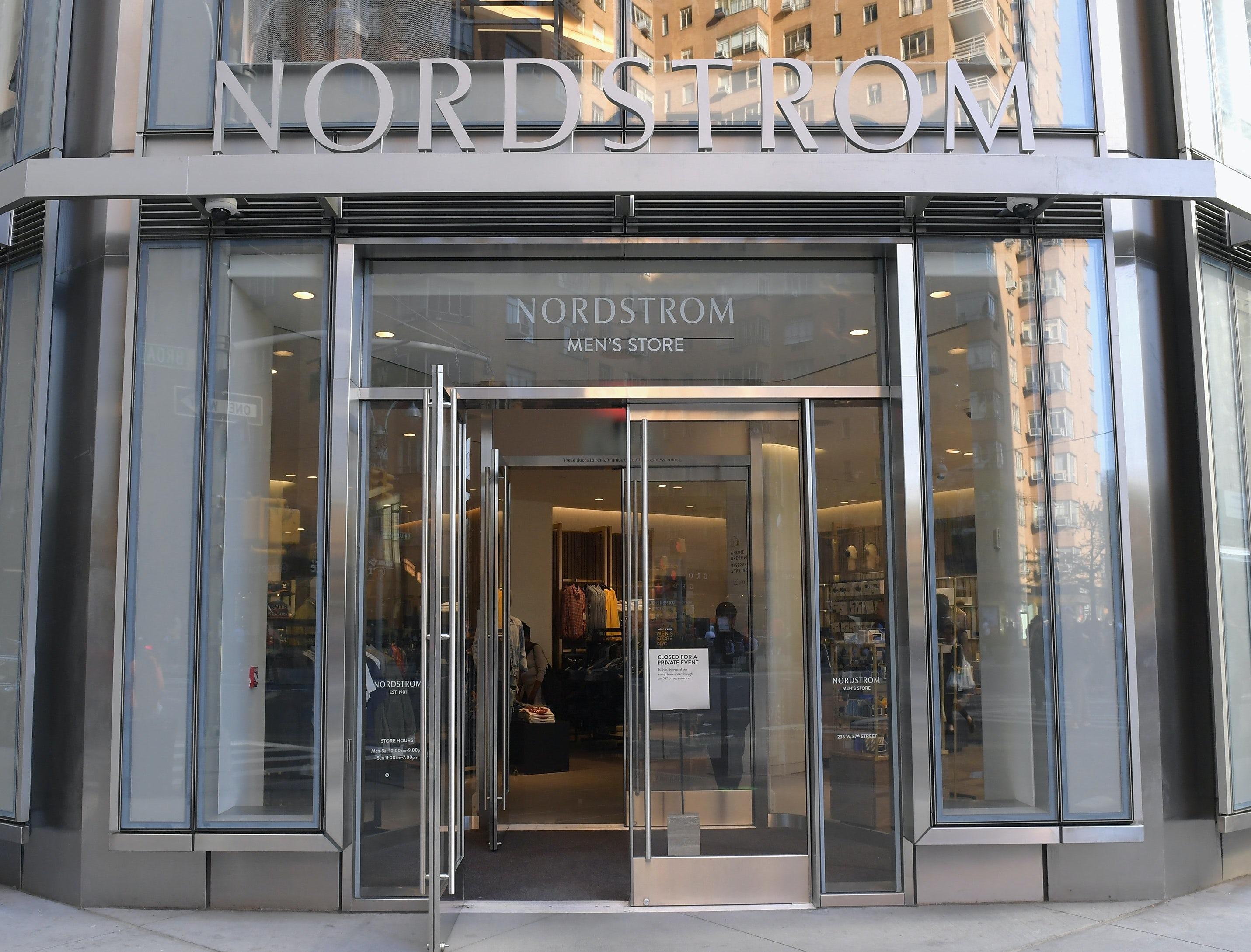 Nordstrom Quarterly Revenue Drops