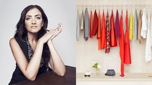 Jennifer Hyman; Rent the Runway closet selection | Source: Courtesy