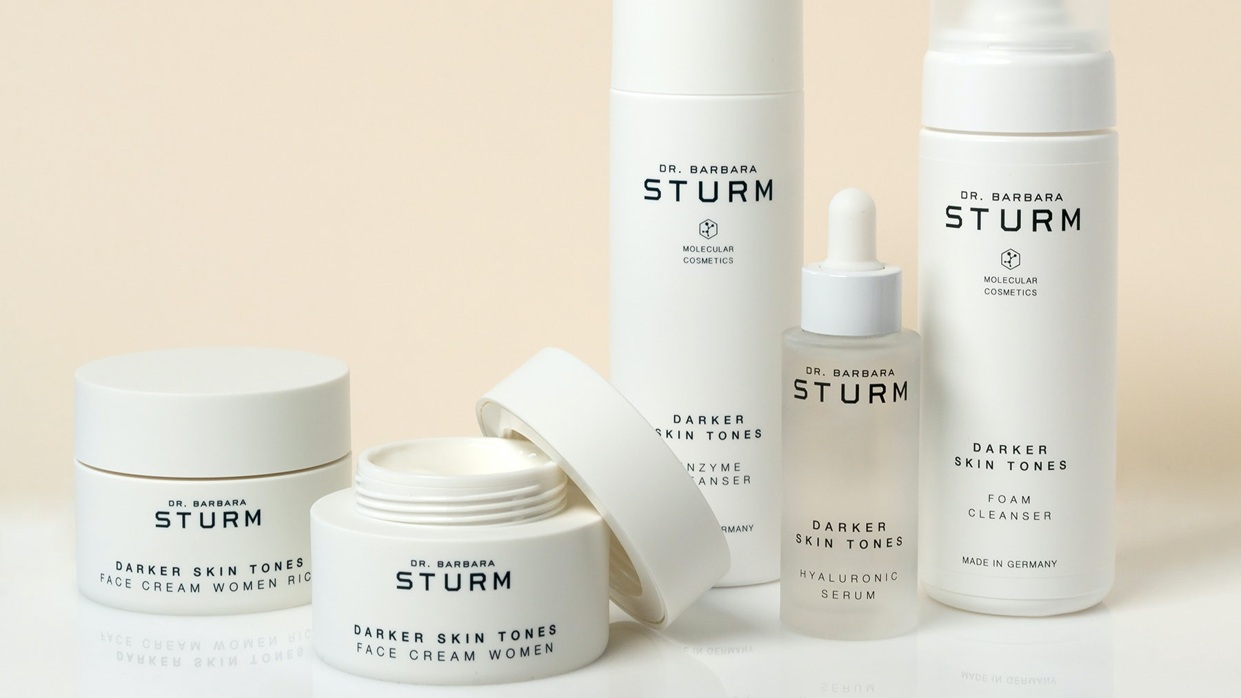 Dr. Barbara Sturm darker skin tones line | Source: Courtesy