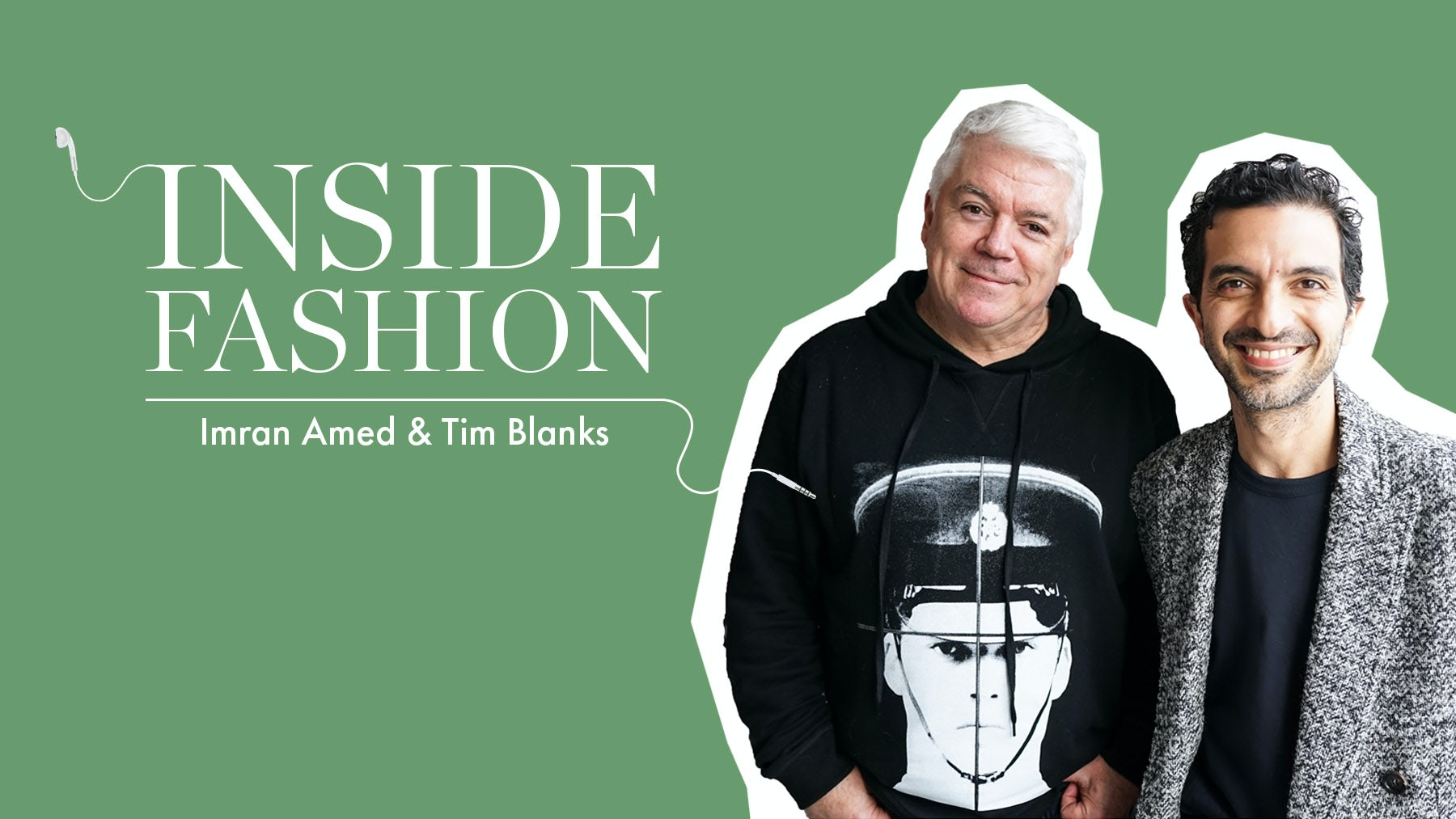 The BoF Podcast: Tim Blanks on the January Menswear and Couture Shows