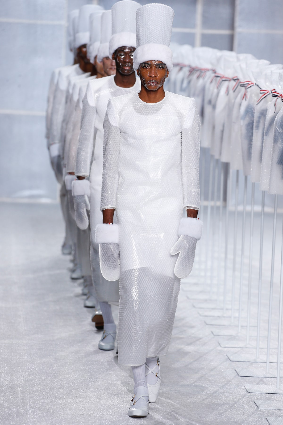 Thom Browne's Tripartite Essence