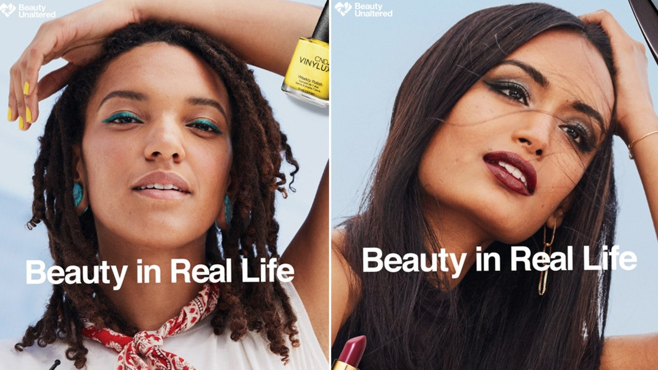 "CVS ""Beauty in Real Life"" advertising campaign 
