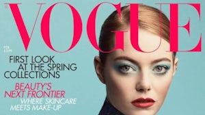 British Vogue cover 2019   Source: Courtesy