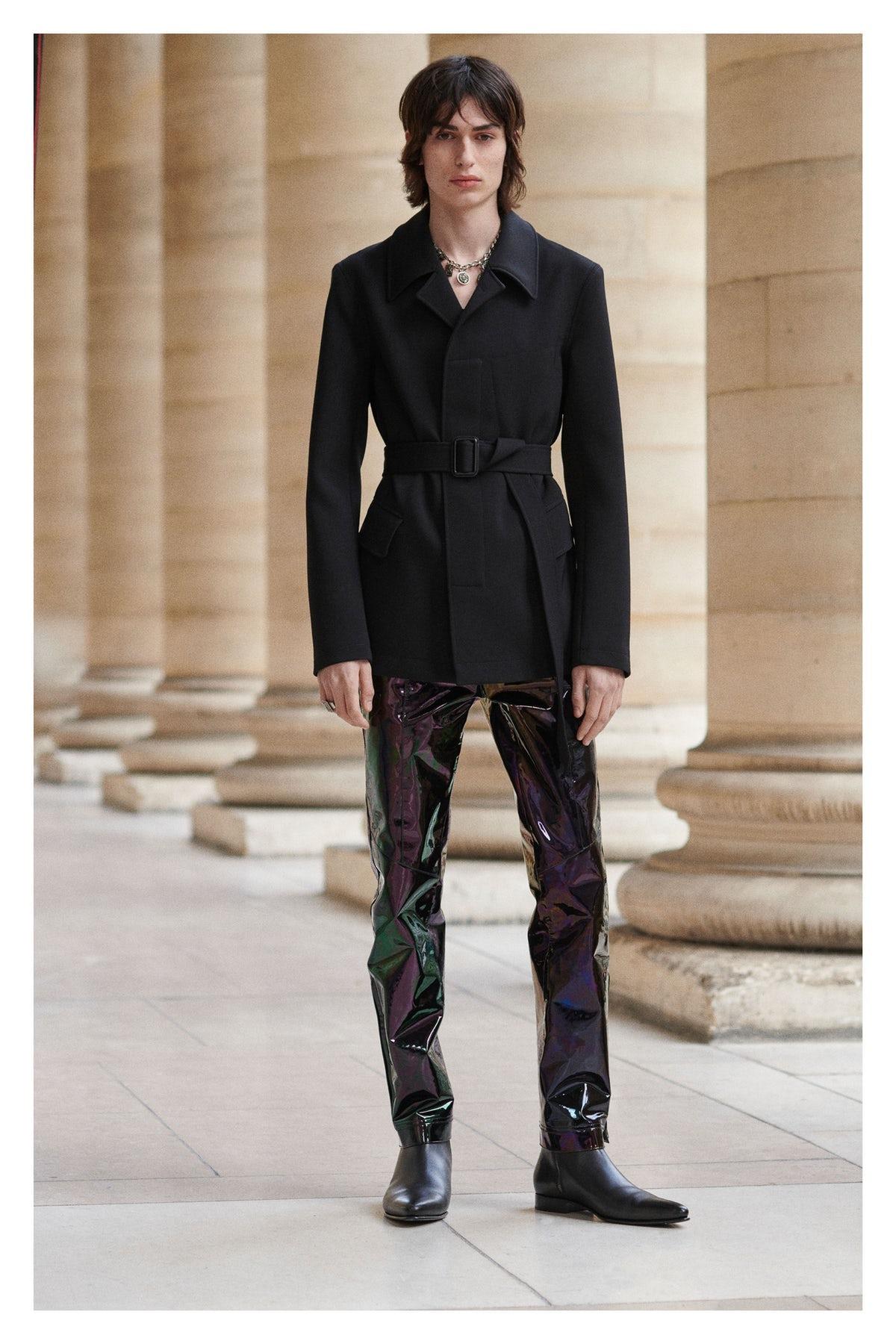Menswear Gets a Platform at Givenchy