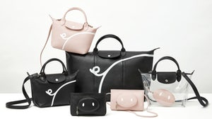 Longchamp's Chinese New Year offerings | Source: Longchamp