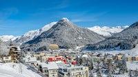 世界经济论坛举办地——瑞士达沃斯 | 图片来源:Shutterstock