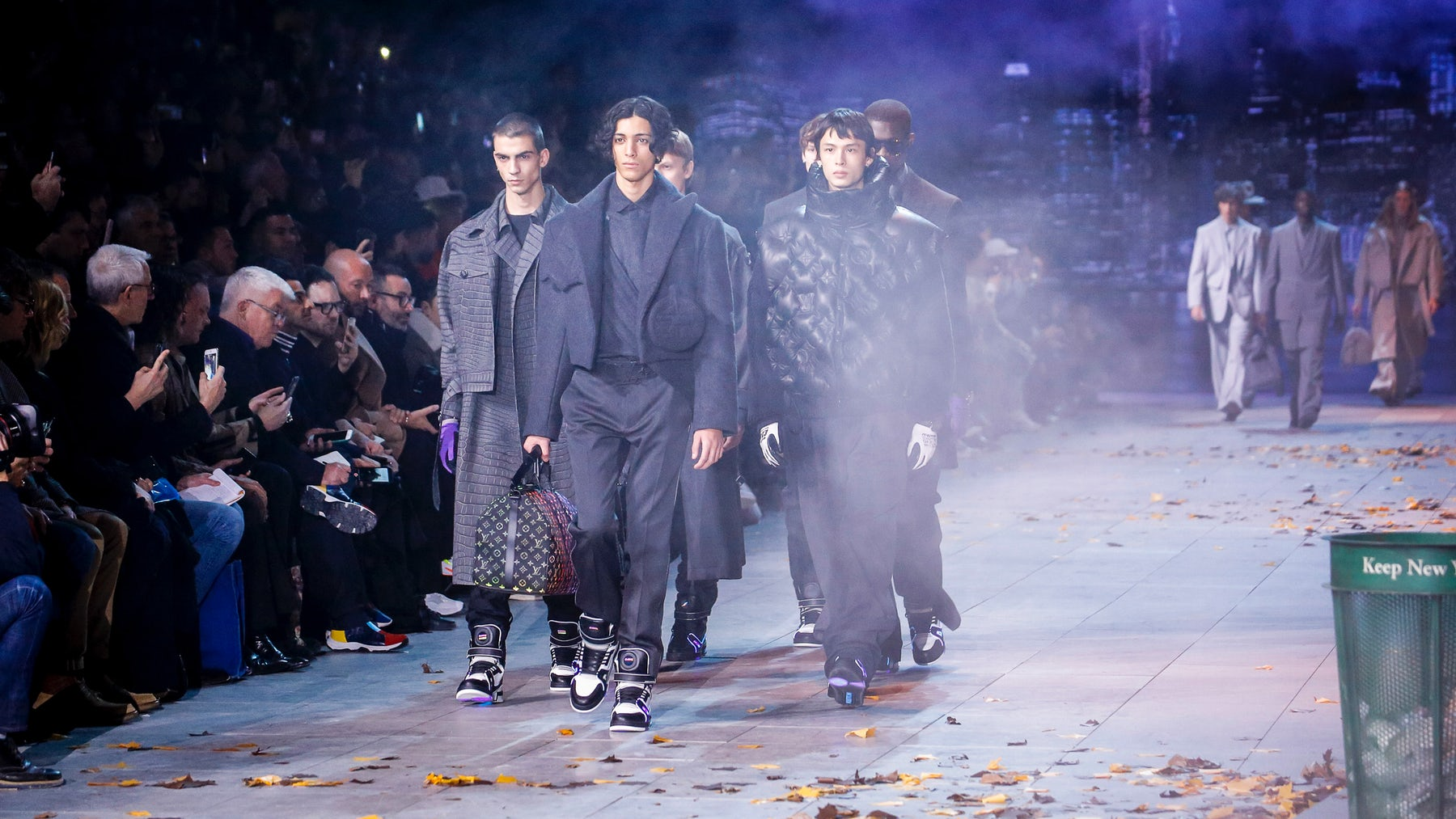 Louis Vuitton Men's Autumn/Winter 2019 | Source: InDigital