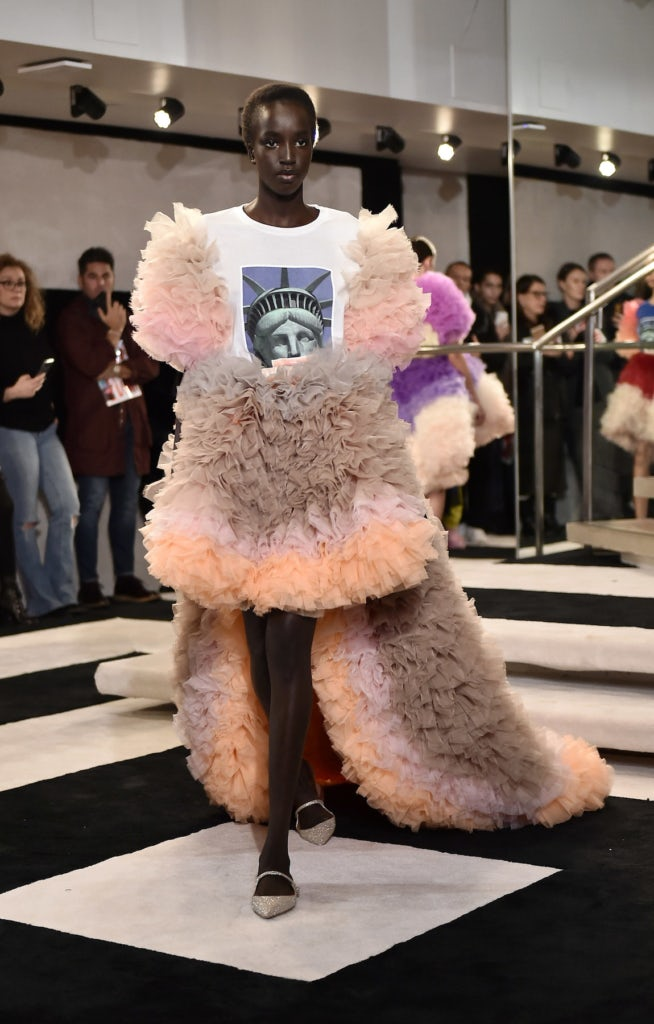 Tomo Koizumi New York Fashion Week AW19