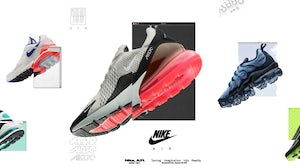 Nike Air Max ad campaign | Source: Nike Air Max Facebook page
