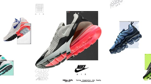 Nike Air Max shoe logo sparks outrage for Allah like design