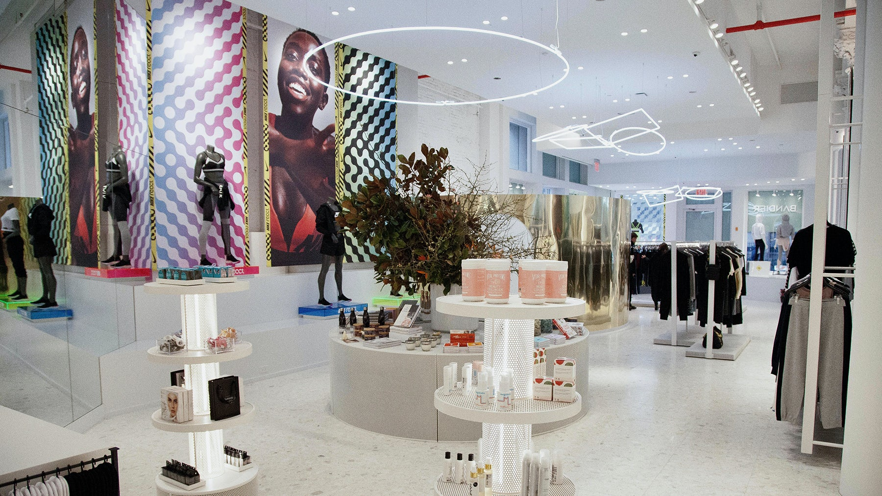 Bandier Store in Soho| Source: Courtesy
